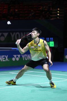 Chan Peng Soon YONEX All England Badminton