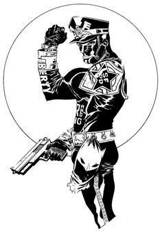 Marshal Law by Paul Pope