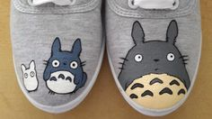 Zapatillas Totoro :-)