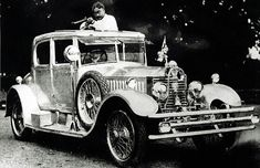 1925 Rolls Royce 20HP, a tiger hunting platform for the Maharajah of Bharatpur