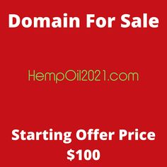 HempOil2021.com domain name for sale! Visit it now to purchase it!  #hempoil #oil #2021 #domainforsale #domainname #domains #domainsale #domainnameforsale #website K Store, Budgeting, Names, Website, Live, Tent, Homemade Tea, Luxury Watches, Bonsai