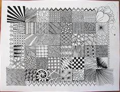 Zentangle projects - - Yahoo Image Search Results