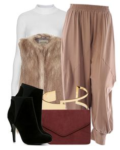 """""""Fall Set 9 12 15"""" by miizz-starburst ❤ liked on Polyvore featuring Topshop, River Island, Isolde Roth, Sole Society, Dorothy Perkins and ALDO"""