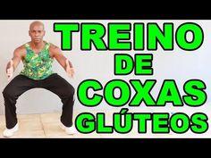 TREINO PARA COXAS GLÚTEOS E PERNAS EM ISOMETRIA AGACHAMENTO - YouTube Gym, Health, Youtube, Shape, Thunder Thigh Workout, Workout Exercises, Thighs, Legs, Diet To Gain Weight