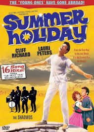 Cliff Richard - Summer Holiday (guilty pleasure! Actually nah I just like it whatever!)