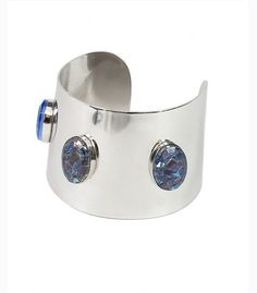 Vintage Sarah Coventry cuff from Candy Shop Vintage.