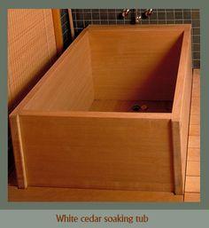 plywood bathtub, why not?