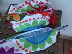 El costurero de Ani: Tutorial bolsa multiusos
