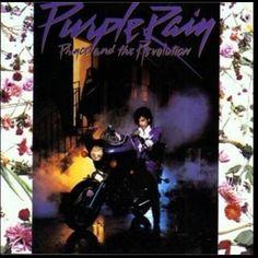 Day #226 - Purple Rain by Prince  Genre : Pop, Rock, R&B Favorite song : Purple Rain  #rock #rocknroll #classicrock #classic #80s #pop #poprock #popmusic #80smusic  #80srock #newwave #80spop #r&b #randb #prince