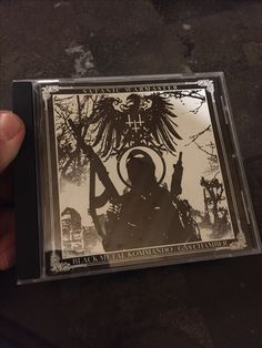 Satanic Warmaster - B.M.K / Gas Chamber  Released by Werewolf Records