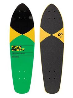or this (need complete)! jamaican colors! Pier Yellow #longboard