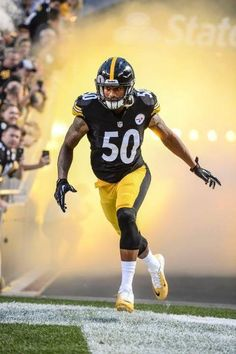 4017ffc23 Here is the 53 man roster for the Pittsburgh Steelers as announced on  Saturday