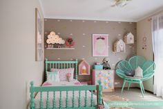 love this girls room!!!!