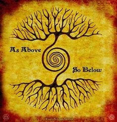 The Great Tree's Hieros Gamos | Speaking Tree of Life