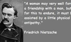 Lots to think about from Nietzche