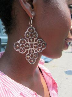 earrings - Atelier Minyon