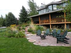 building blocks for a perfect patio | sandbox, gravel patio and patios - Gravel Patio Designs