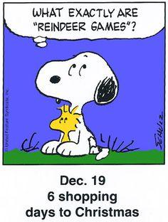 Christmas countdown panel