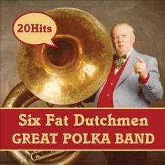 Six Fat Dutchmen - Great Polka Band, Black