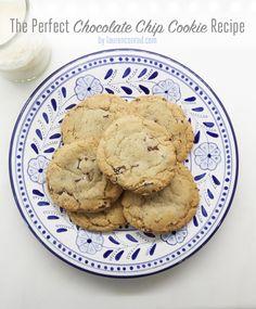 Lauren Conrad's Perfect Chocolate Chip Cookie Recipe
