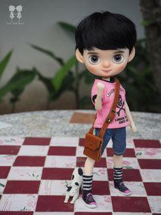 Model : Middie Boy by Little Dolls Room