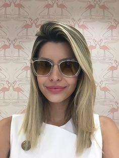 6a3ca36ad1798 Estilos e modelos de óculos de sol favoritos da Carol Tognon Sapatos