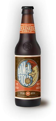 Cerveja Breckenridge Oatmeal Stout, estilo Oatmeal Stout, produzida por Breckenridge Brewery, Estados Unidos. 4.95% ABV de álcool.