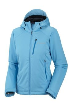 Women's Zonafied™ Softshell #ColumbiaSportswear | This would look great in any situation - especially on the slopes!