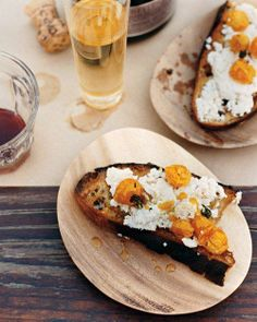 Rustic Crostini Recipe