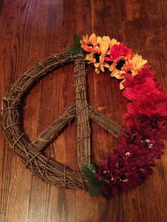 Peace Sign Decorating Ideas Pleasing Peace Sign  Peace Signs And Other Groovy Stuff ☺  Pinterest Decorating Inspiration