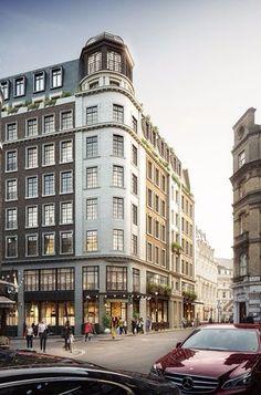 Robert De Niro Is Opening a Luxury Hotel in London Greenwich Hotel, Asian Garden, Gardening Magazines, Facade Design, Covent Garden, London Travel, Garden Hose, Organic Gardening, Places To Visit