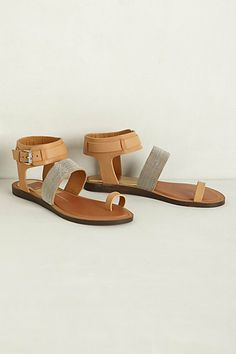 flats for vacations to the Caribbean - Anthropologie