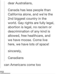 Ok but Canada didn't recognise the indigenous people as actual people till 1962 just saying ‍♀️