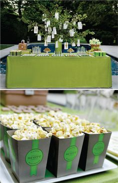 Dessert Table by Amy Atlas By Style Me Pretty