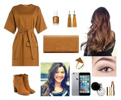 """""""Untitled #55"""" by ross-lynch-1 ❤ liked on Polyvore featuring MSGM, Laurence Dacade, Clarins, Ona Chan and Ted Baker"""
