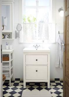 Bathroom. IKEA bathroom furniture