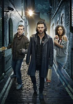 Being Human. recently started watching this show...it is so amazing. i got hooked.