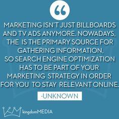Marketing isn't just billboards... ♥ Loved and pinned by www.desjardinsnumedia.com