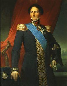 King Charles XIV John of Sweden