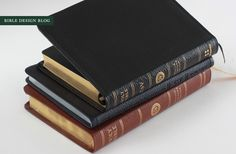 Crossway ESV Pocket New Testament in Black Genuine Leather and ...