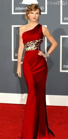prom dress #gown #fashion #red
