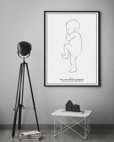 Minimalism  #studionatal #birthprint #minimaliststyle #minimalism #minimalove