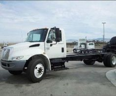 Used #International 2004 #Heavy_Duty_Truck for sale in Boise