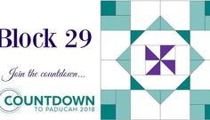 Block Twenty-Nine: Countdown to Paducah 2018