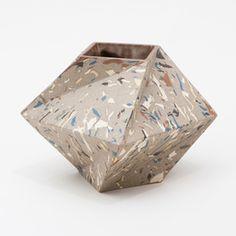 Cody Hoyt, 'Twisted Box (tan),' 2015, Patrick Parrish Gallery