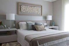 Dormitorio de ensueño, dormitorio de matrimonio, habitaciones matrimonio, d Dream Bedroom, Home Bedroom, Bedroom Decor, Master Bedrooms, Modern Interior, Interior Design, Luxury Homes, Sweet Home, New Homes