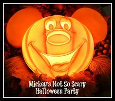 Entertaining Elliot: Mickey's Not So Scary Halloween Party - Disney's M...