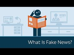 What Is Fake News?   PragerU  -    Is Donald Trump correct when he says CNN, The New York Times, and other mainstream outlets report fake news? Commentator and bestselling author Andrew Klavan explains.