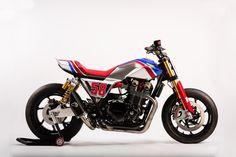 That You Ride - Honda CB1100TR Concept bike (via Honda CB1100 TR...