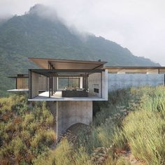 Residential architect - 37 incredible modern minimalist container house design ideas for inspiration 17 Architecture Résidentielle, Contemporary Architecture, Minimalist Architecture, Floating Architecture, Computer Architecture, Enterprise Architecture, Contemporary Houses, Contemporary Design, Sunshine Coast